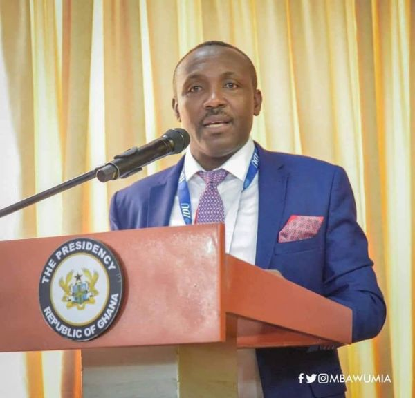 Race To Succeed Akufo-Addo: NPP Will Crack The Whip - John Boadu
